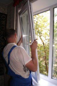 Замена створок пластиковых окон в Иваново