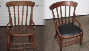 Перетяжка стульев на дому недорого в Иваново