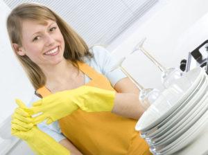 Мойка посуды на дому в Иваново