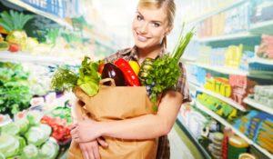 Покупка продуктов на дом или в офис
