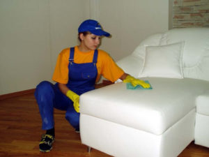 Чистка мебели на дому в Иваново