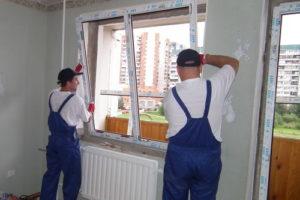 Установка пластиковых окон в Иваново
